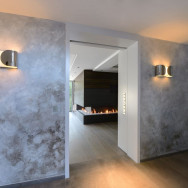 Privathaus München — Used Walls